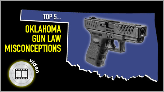 Top 5 Gun Law Misconceptions