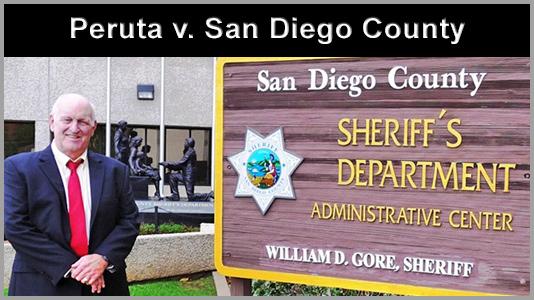 Peruta v San Diego County