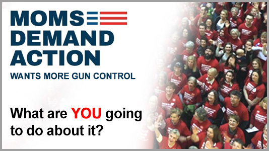 MOMS DEMAND ACTION GUN CONTROL