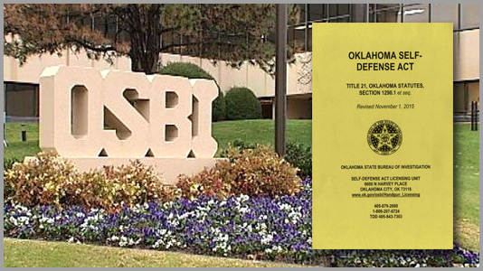 OSBI to Notify Sheriffs and SDA Instructors