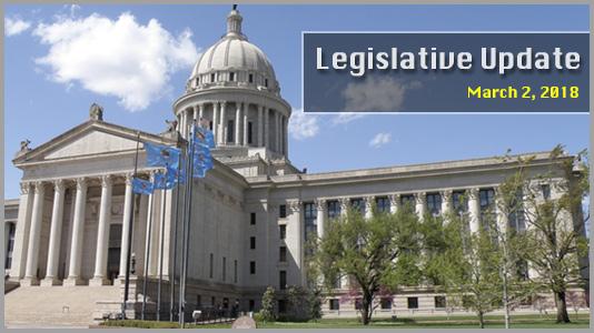 OK2A Legislative Update